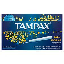 ABS TAMPAX REGULAR  C/10