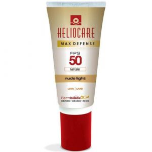 HELIOCARE MAX DEFENSE FPS50 NUDE LIGHT 50G