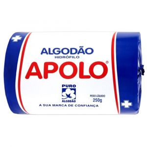 ALGODAO APOLO ROLO  250G