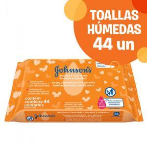 TOALINHA JOHMSONS SUAVE COM 44UN