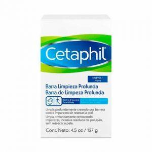 CETAPHIL SABONETE EM BARRA LIMPEZA PROFUNDA 127G