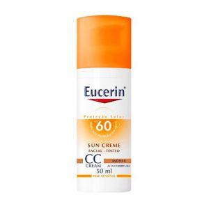EUCERIN SUN TINTED CREME FACIAL FPS60 50ML
