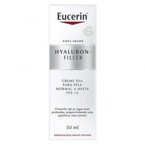 EUCERIN HYALURON FILLER DIA FPS15 50ML