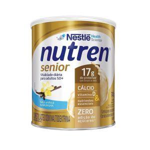 NUTREN SENIOR SABOR BAUNILHA  740G