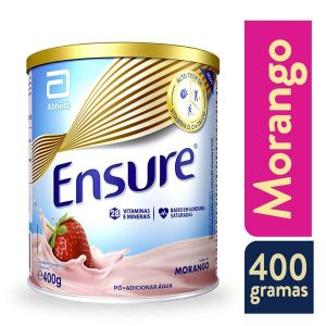 ENSURE MORANGO 850G
