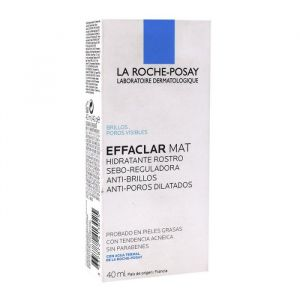 EFFACLAR MAT HIDRATANTE LA ROCHE-POSAY 40ML