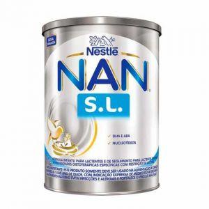 LEITE NAN S.L COM 400G  VALIDADE 30/06/2021
