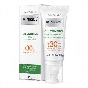 MINESOL PROTETOR SOLAR NEOSTRATA OIL CONTROL FPS30 40G