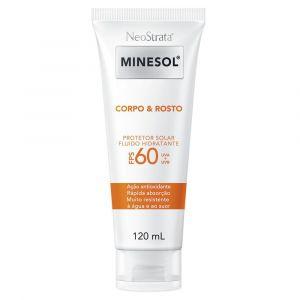 MINESOL CORPO E ROSTO FPS60 120ML