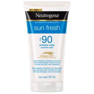 NEUTROGENA SUN FRESH FPS90 120ML