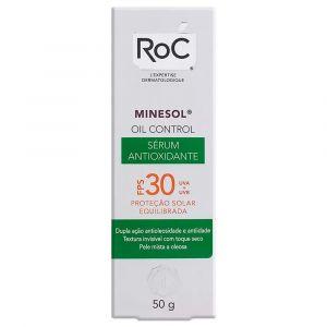 ROC MINESOL OIL CONTROL SERUM ANT FPS 30 50G