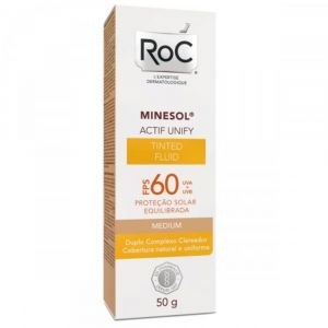 ROC MINESOL ACTIF MEDIUM FPS 60 50G