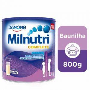 MIUNUTRI COMPLETE  BAUNILHA 800G