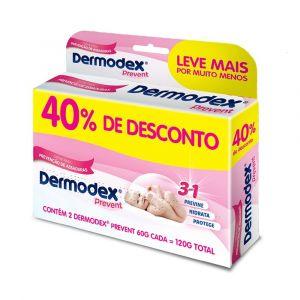 DERMODEX PREVENT 3EM1 120G