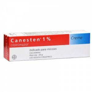 CANESTEN 1% CREME DERMATOLOGICO 20G