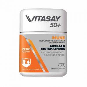 VITASAY 50+ IMUNE COM 30 COMPRIMIDOS