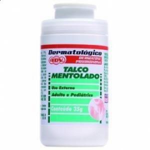 TALCO MENTOLADO 35GR