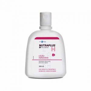 NUTRAPLUS 10%  300ML  0,1 g/g locao derm fr x 300 ml