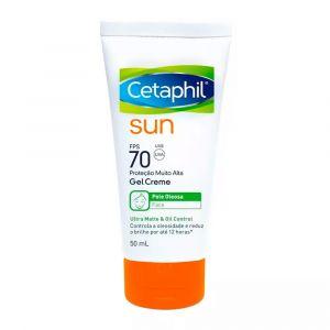 CETAPHIL SUN 70 50ML  VALIDADE 10/2021