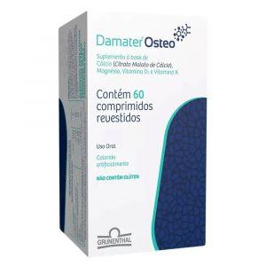 DAMATER OSTEO COM 60 CÁPSULAS