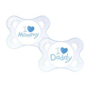 CHUPETA MOM E DAD BOYS 2931