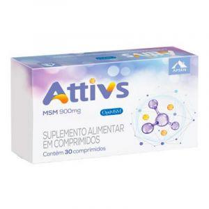 ATTIVS 900MG C/30 COMPRIMIDOS