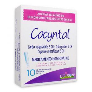 COCYNTAL COM 10 FLACONETES