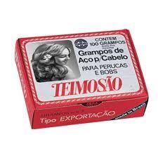 GRAMPOS TEMOSO N.5 PRETO C/100