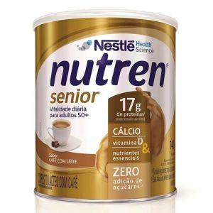 NUTREN SENIOR SABOR CAFÉ COM LEITE 740G