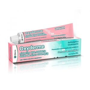 OXYDERME POMADA 60G