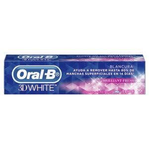 CREME DENTAL ORAL B 3D WHITE 70G