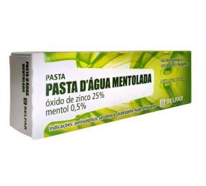 PASTA D'ÁGUA MENTOLADA COM 80G
