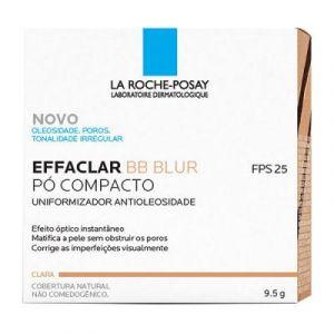 EFFACLAR BB BLUR PÓ COMPACTO CLARA FPS25 9,5G