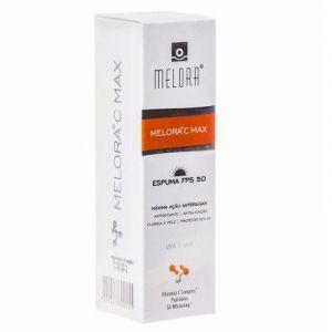 MELORA C MAX ESPUMA FPS 50