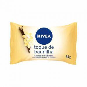 SABONETE NIVEA TOQUE DE BAUNILHA  85G