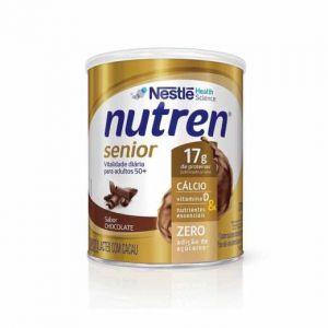NUTREN SENIOR SABOR CHOCOLATE 370G